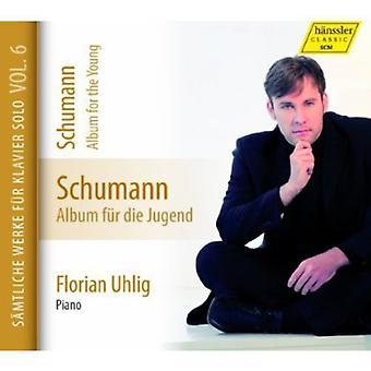 R. Schumann - Schumann: Importación álbum F R Die Jugend [CD] Estados Unidos