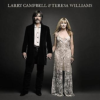 Campbell, Larry & Williams, Teresa - Larry Campbell & Teresa Williams [CD] USA importerer