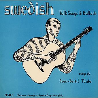Sven-Bertil Taube - import USA de chansons folkloriques suédois & ballades [CD]