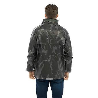 Mens modernen klassischen Outdoor-Freizeitkleidung wasserdichte Jacke Outerwear Mantel