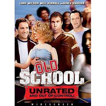 Old School (Unrated) [DVD] USA import