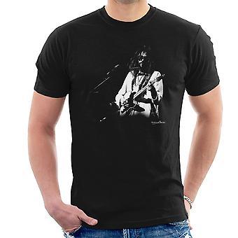Neil Young Manchester Palace 1973 Herren T-Shirt