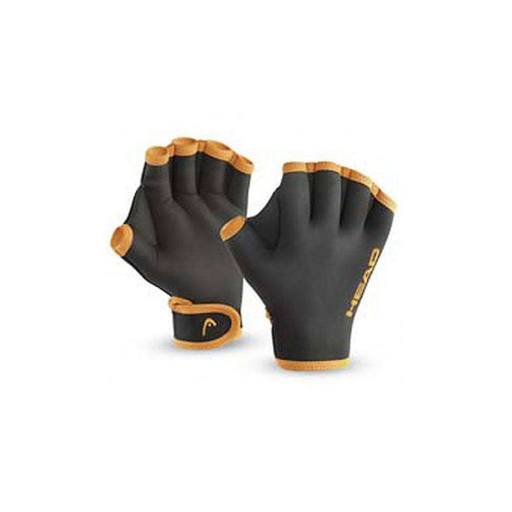 Head Swim Gloves - Black