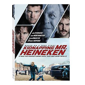 Kidnapning Mr. Heineken [DVD] USA import