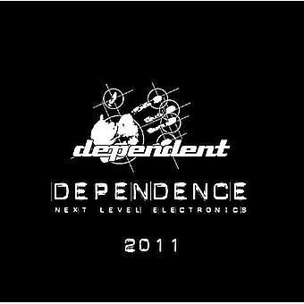 Afhængighed 2011 - afhængighed 2011 [CD] USA import