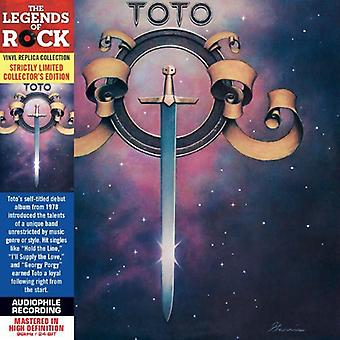 Toto - Toto [CD] USA import