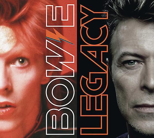 David Bowie - Legacy [CD] USA import