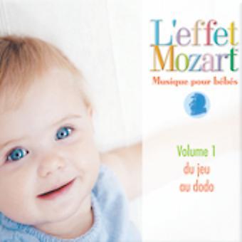L'Effet Mozart Musique hæld Bebes - L'Effet Mozart: Musique hæld Bebes, Vol. 1 [CD] USA import