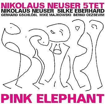 NEUSER / Eberhard / Oezsevim - Pink Elephant [CD] USA import