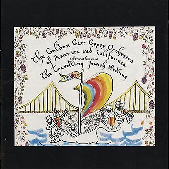 Golden Gate sigøjnerorkester - rejser jødisk bryllup [CD] USA import