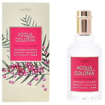 4711 4711 Acqua Colonia Pepper Pink Grapefruit Eau De Cologne 50Ml (Perfumes , Perfumes)