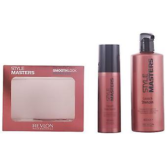 Revlon Smooth Style Masters Lot 2 Pz (Beauty , Hair care , Treatments , Hydrating)