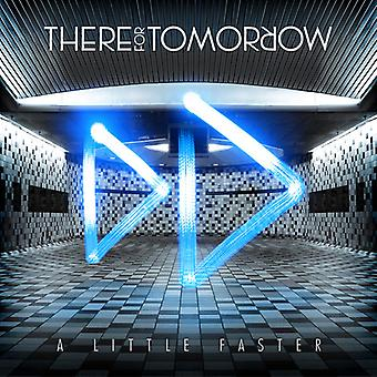 There for Tomorrow - Little Faster [CD] USA import