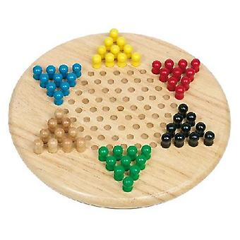 Goki Chinese checkers (Toys , Boardgames , Strategic)