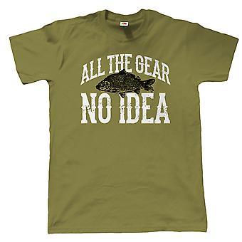 Tutti i Gear, nessuna Idea, T-Shirt