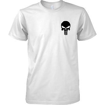 Norwegian Army - Mechanised Infantry - Kids Chest Design T-Shirt