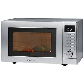 Clatronic microwave 20-litre Grill MWG787 silver