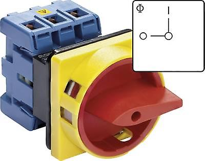 Switch disconnector fuse lockable 32 A 1 x 90 ° R