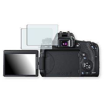 Canon EOS 760D screen protector - Golebo crystal clear protection film