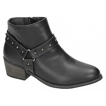 Spot On Womens/Ladies Ankle Boots