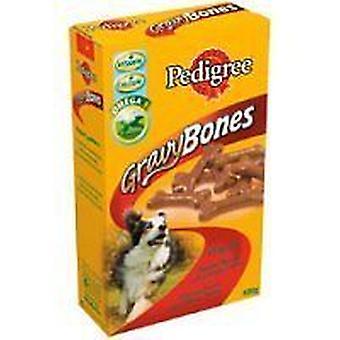 Pedigree Original Gravy Bones Dog Treats 400 g x 6 pack
