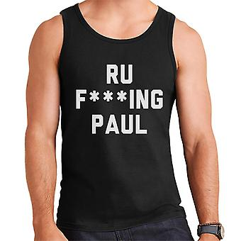 Ru Fking Paul Men's Vest