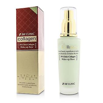 3W Clinic Collagen Make Up Base - (Green) 50ml/1.67oz