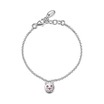 ESPRIT kids Bangle silver cat ESBR91689A135