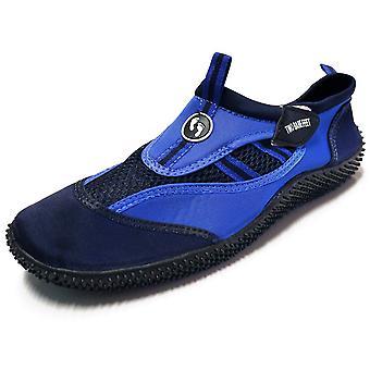 Blue Kids Size 11 Surf Aqua Shoes Beach Swim Water Shoes Wetsuit Socks
