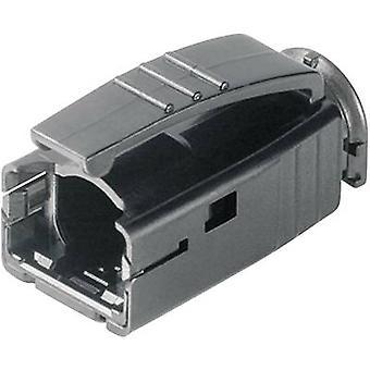 STX-Knick-Schutzhülse RJ45 Stecker H86011A0000 White Telegärtner H86011A0000 1 PC