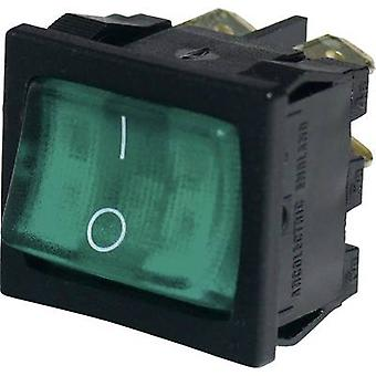 Arcolectric Toggle switch H8653VBNBP 250 V 6 eine 1 X On/Off Klinke 1 PC