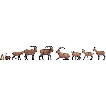 NOCH 15742 H0 Figures Alpine animals