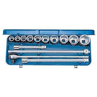 Bit sistema métrico 3/4 (20 mm) 14 piezas Gedore 6280180