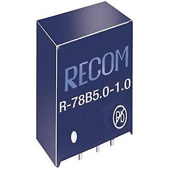 RECOM R-78B5.0-1.0 DC/DC Converter SIP3
