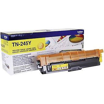 Toner cartridge Original Brother TN-245Y Yellow Page yield 2200 pages