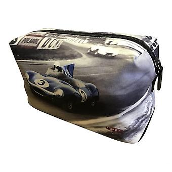 Jaguar Jaguar Heritage Wash Bag Le Mans D Type