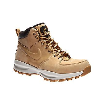 NIKE Manoa leather men's genuine leather boots beige