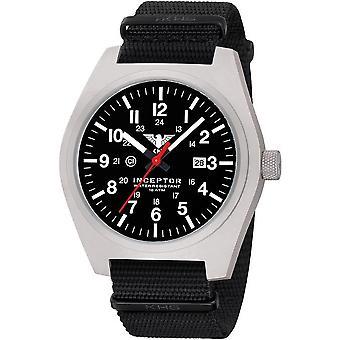 Reloj acero interceptor de KHS KHS. INCS.NB