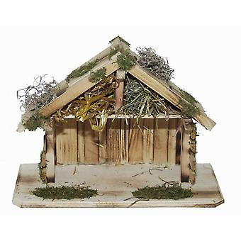 Wieg EUFRAT kleine houten wieg Nativity kerst Nativity testing