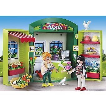 Playmobil plantenbak Shop Play