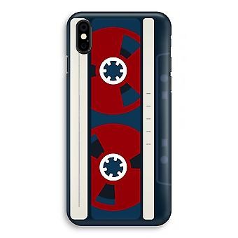 iPhone X Full Print Case (Glossy) - Here's your tape