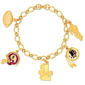 Wincraft damer i sjarm armbånd - NFL Washington Redskins