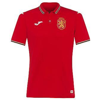 2018-2019 Bulgaria Away Joma Football Shirt