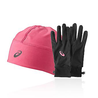 ASICS Performance Pack - Winter muts Plus handschoenen