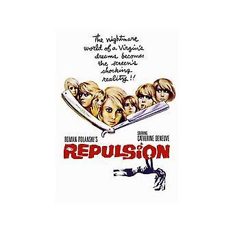 Repulsión Movie Poster (11 x 17)