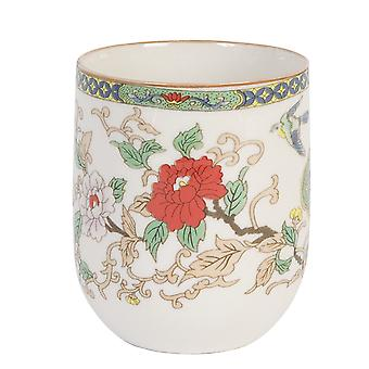 Clayre & EEF tea mug Cup without handle country house style shabby floral pattern