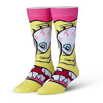 Odd Sox Grossbob Crew Socks