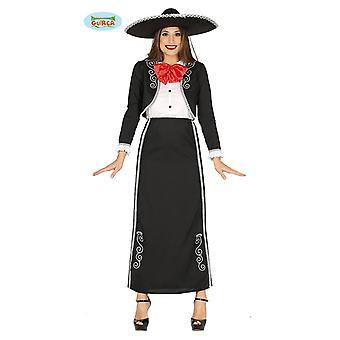 Guirca costume Mariachi Mexico women's costume