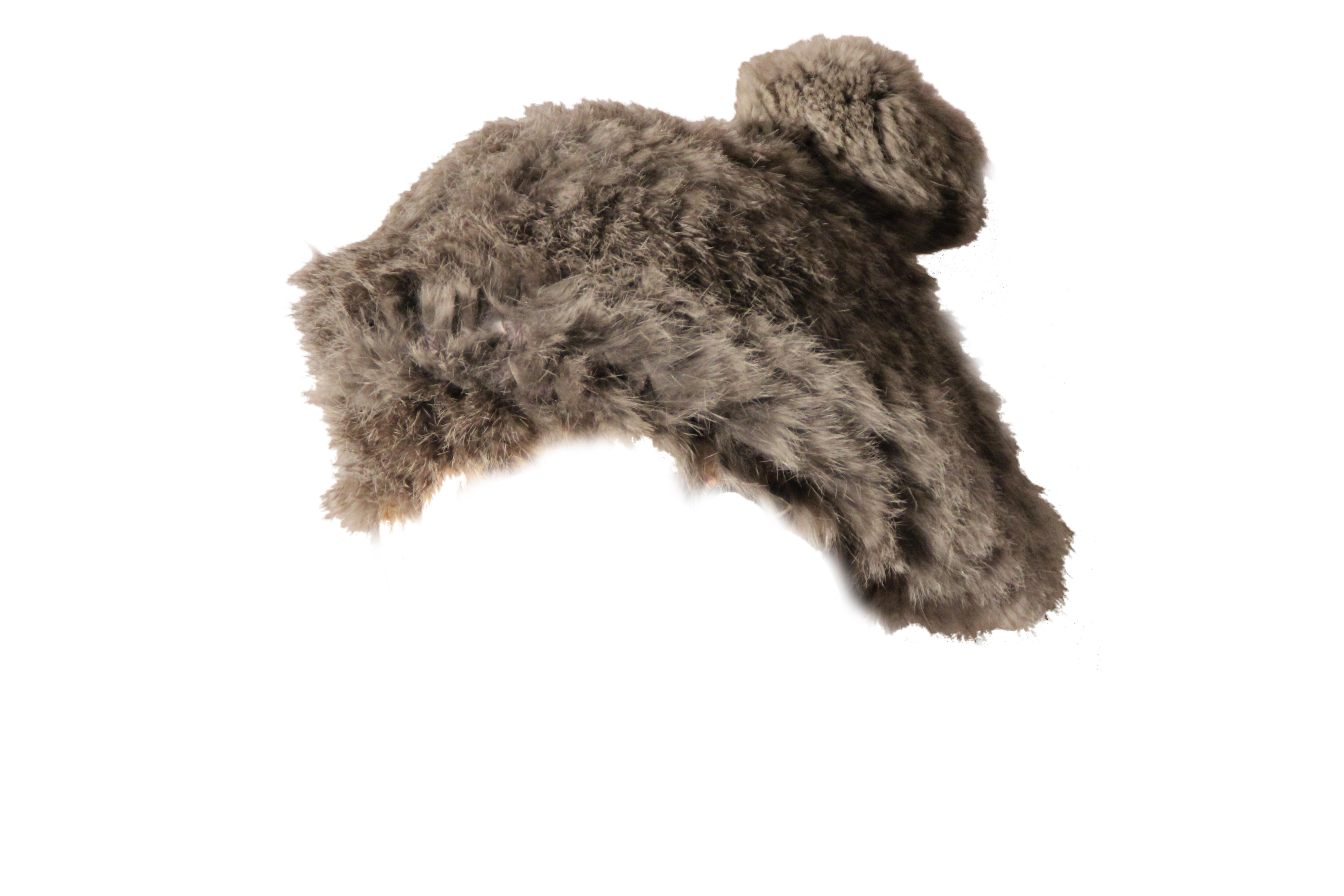 Waooh - Fashion - From Fur Knitted Hat