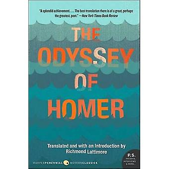-Odyssey - of Homer (2nd Revised Edition) von Richmond Lattimore -